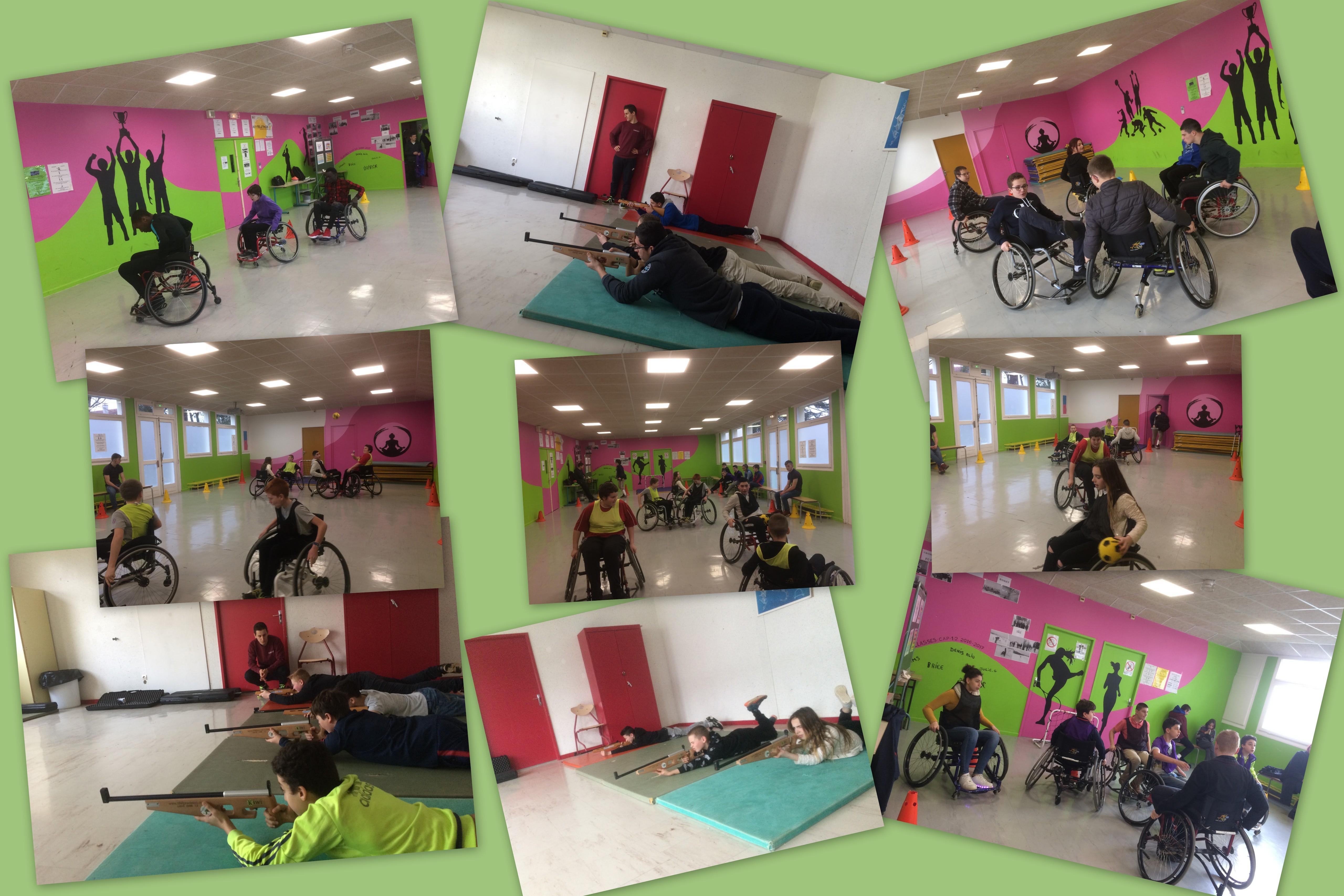 Journée du handicap