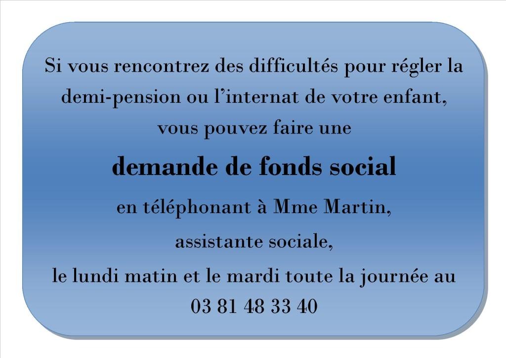 Fonds social1